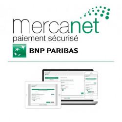 Module Officiel BNP Paribas - Mercanet pour Prestashop 1.7 (Officiel)