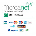 Module BNP Paribas - Mercanet pourPrestashop 1.7 (Officiel)