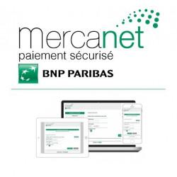 Module Officiel BNP Paribas - Mercanet  pour Prestashop 1.6 (Officiel)