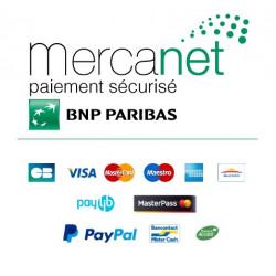 ModuleBNP Paribas - Mercanet  pourPrestashop 1.7 (Officiel)
